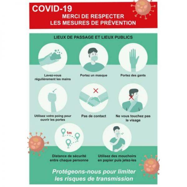 flyer informatif covid recto